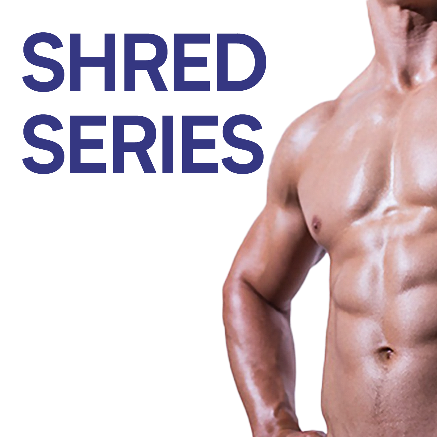 BYOP Shred Series for Fat and Weight Loss