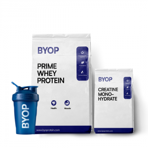 Prime Whey Bundle - For the everyday athlete