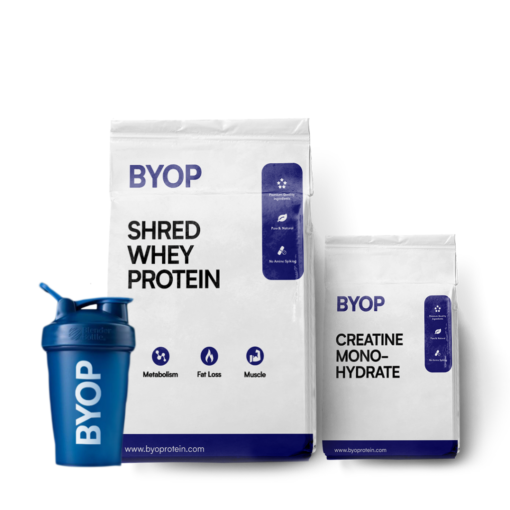 Shred Whey Bundle for Fat / Weight Loss
