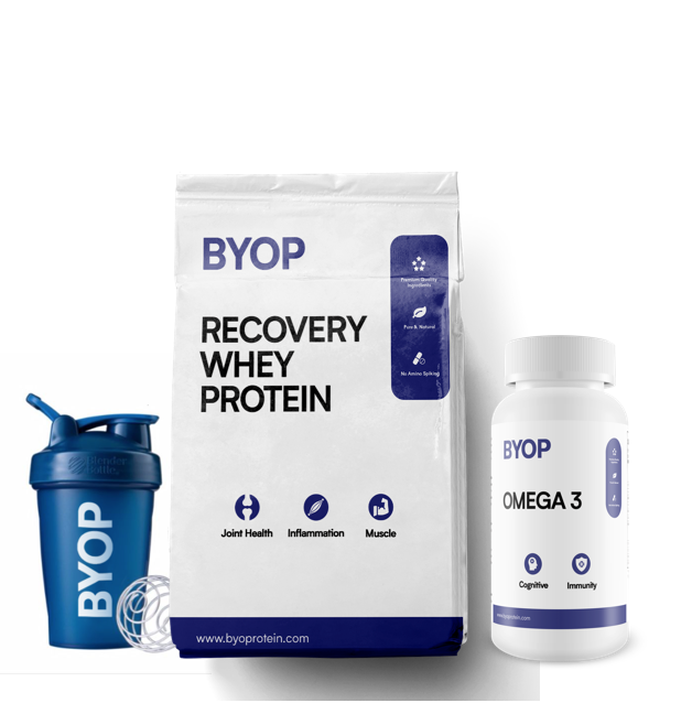 Recovery Whey Bundle
